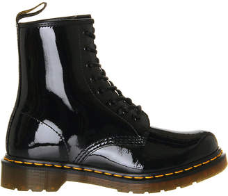 Dr. Martens 1460 8-eye patent leather boots