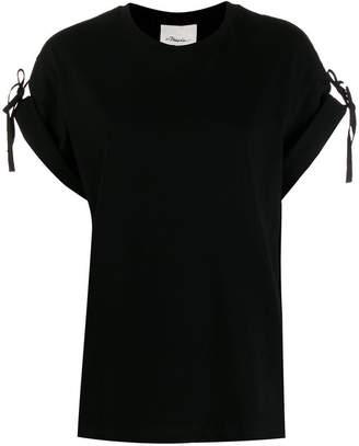 3.1 Phillip Lim tie detail T-shirt