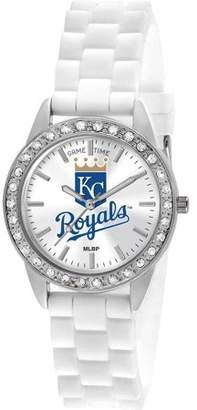 Game Time MLB Women's Kansas City Royals Frost Series Watch