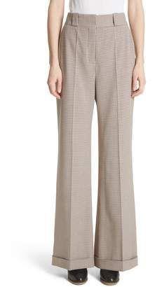 See by Chloe Cuffed Wide Leg Pants