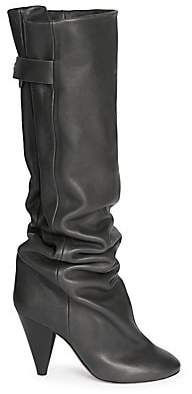 Isabel Marant Women's Lacine Tall Leather Boots