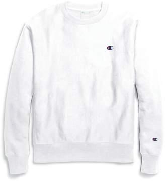 Champion Reverse Weave Reverse Weave Crewneck Cotton Blend Sweatshirt