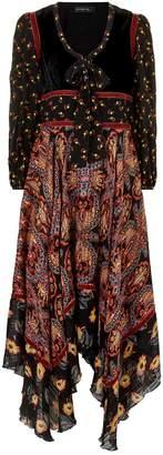 Etro Silk Paisley Dress
