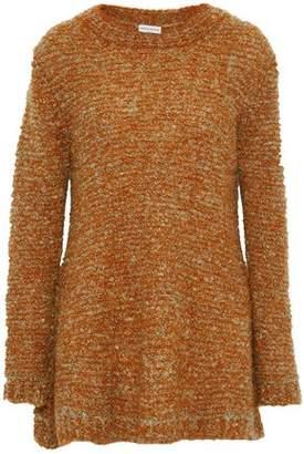 Sonia Rykiel Mélange Mohair-Blend Bouclé Sweater