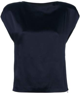 Chalayan sculpted fitted blouse
