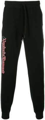 Hysteric Glamour graphic print track pants
