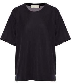 Marni Textured-Jersey T-Shirt