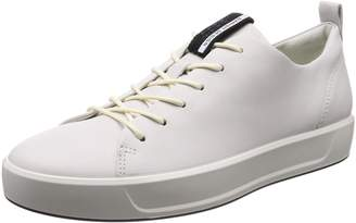 Ecco Men's Soft 8 Tie Fashion Sneaker