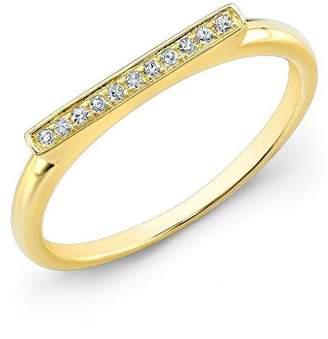 Anne Sisteron Diamond Bar Ring