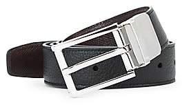 Dunhill Men's Adjustable & Reversible Leather Belt
