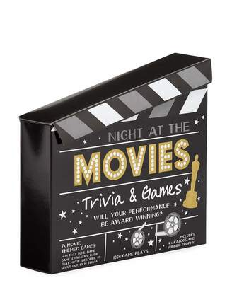 Talking Tables Night at the Movies Trivia Game