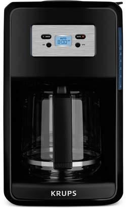 Krups EC311080 Black Savoy Digital Coffee Maker