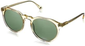 Raen Remmy Polarized Round Sunglasses
