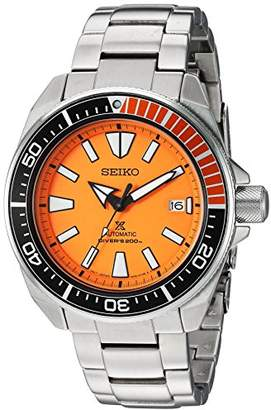 Seiko ' Prospex' Automatic Stainless Steel Casual Watch