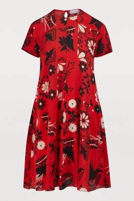 a5801498b1e66 RED Valentino Silk Dresses - ShopStyle