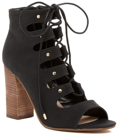 Aldo Aldo Traylia Lace-Up Bootie