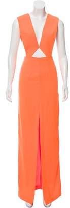SOLACE London Sleeveless Maxi Dress w/ Tags