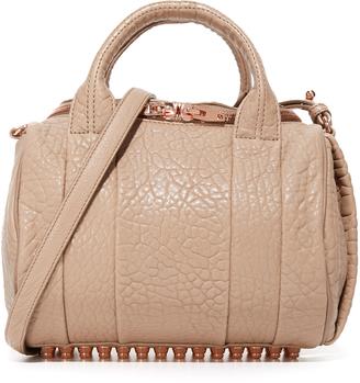 Alexander Wang Rockie Duffel Bag $825 thestylecure.com