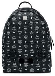 MCM x Wizpak Medium Stark Backpack