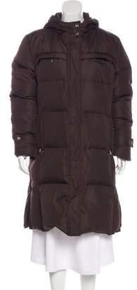 MICHAEL Michael Kors Puffer Knee-Length Coat