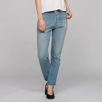 RE/DONE リダン HIGH RISE ANKLE CROP (LEVI'S)