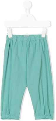Il Gufo drop-crotch trousers