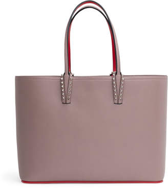 Christian Louboutin Cabata dusty pink tote bag