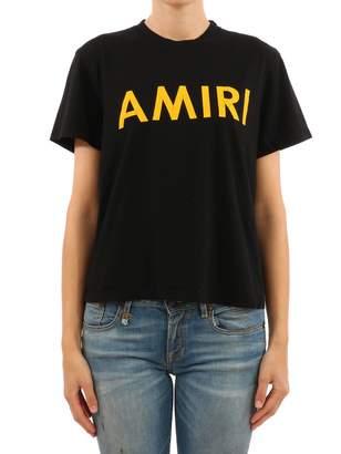 Amiri Black T-shirt