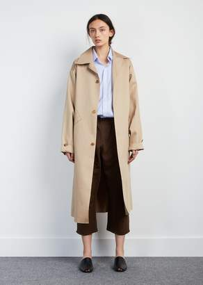 Camiel Fortgens Macintosh Trench Coat Sand