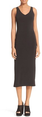 Women's Alice + Olivia Faith Tank Back Panel Dress $275 thestylecure.com
