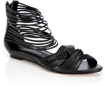 Carlie mignon twist sandal