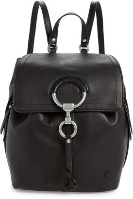 Frye Small Ilana Harness Leather Backpack