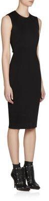 GivenchyGivenchy Milano Punto Corseted Knit Dress