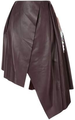 Drome asymmetric skirt