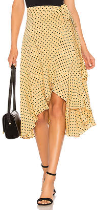 Faithfull The Brand Tramonti Skirt