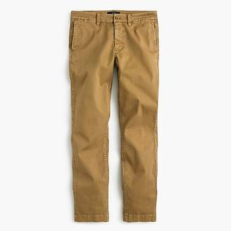 J.Crew Petite high-rise slim boy chino pant