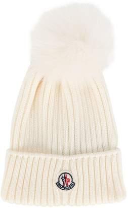 e66dcc2e0 Moncler Baby Hat - ShopStyle
