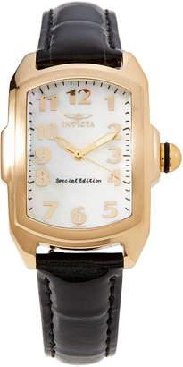 Invicta 13834 Gold-Tone Watch & Interchangeable Strap Set