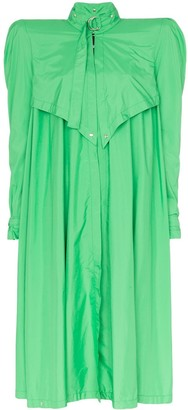 Montana apple green show robe