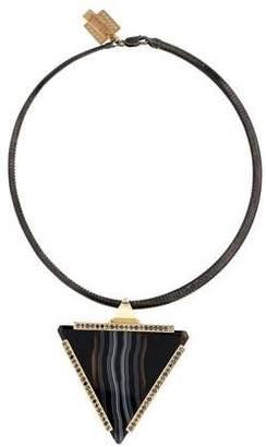 Kelly Wearstler Quatrain Pendant Necklace