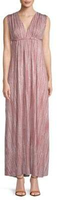 Rachel Pally Sleeveless Raindrop Long Caftan