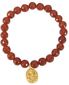 Satya 7.5 mm Gemstone Bead Stretch Bracelet