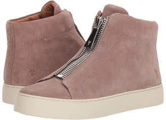 Frye Lena Zip High Women's Lace up casual Shoes