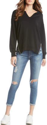Fifteen-Twenty Fifteen Twenty Zipper Sweatshirt