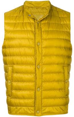 Herno padded shell gilet