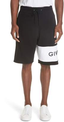 Givenchy Knit Bermuda Shorts