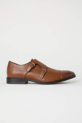 H&M Monkstrap Shoes - Beige