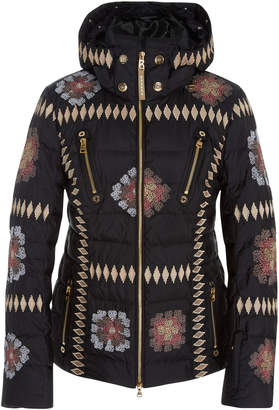 Bogner Elena Embroidered Quilted Jacket