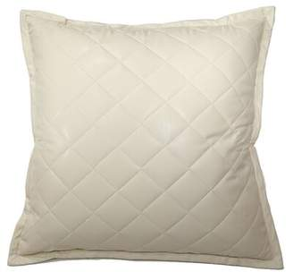 Ann Gish & The Art of Home Quilted Linen Sham & The Art of Home