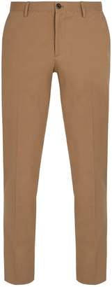 Etro Classic straight-leg stretch-cotton chinos